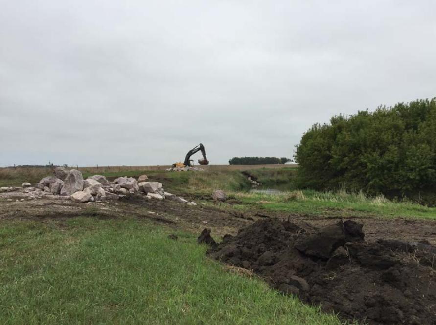 Construction September 22, 2015